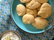 Biscuits pois chiches, pavot herbes aromatiques Sans gluten