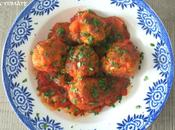 Boulettes cabillaud tomate