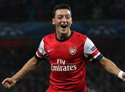 salaire Mesut Özil Arsenal 2014-2015