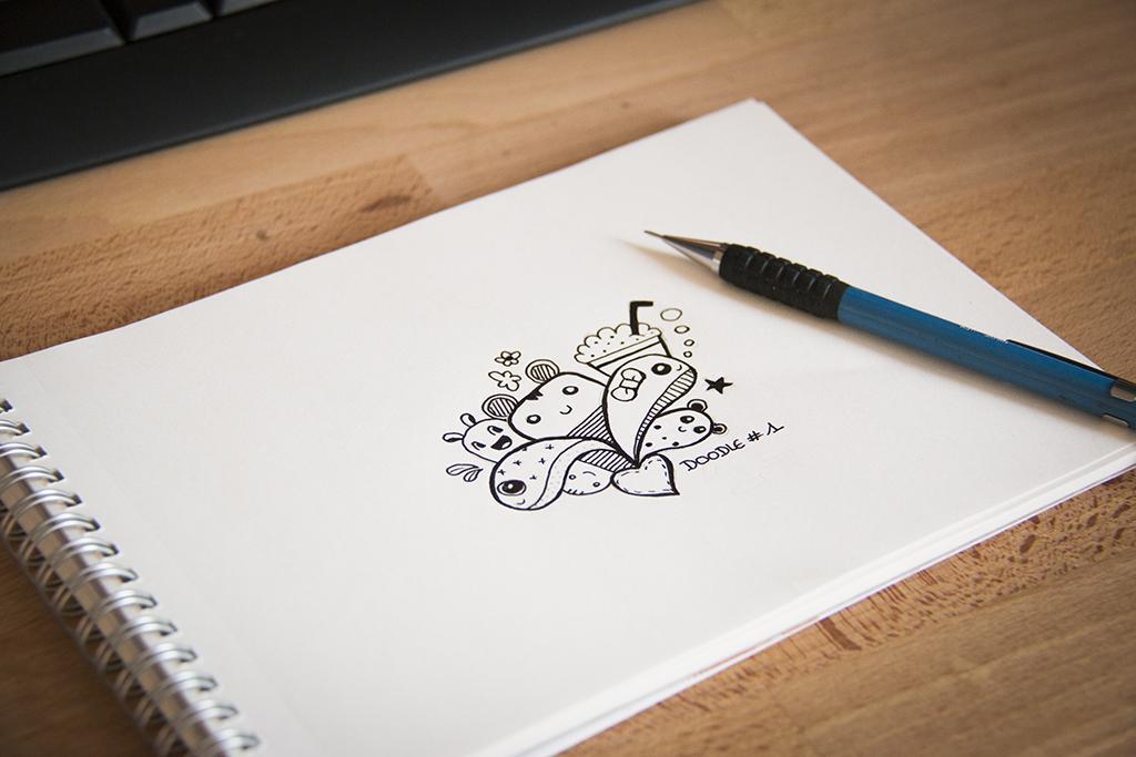 Doodle un style de dessin fascinant d couvrir - Style de dessin ...