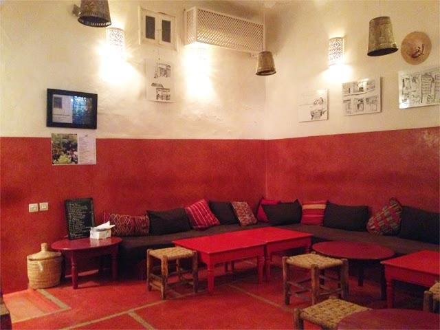 Le jardin de marrakech voir for Cafe le jardin marrakech