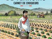 Frères terroirs, carnet croqueurs Jacques Ferrandez, Yves Camdeborde