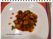 Champignons grecque