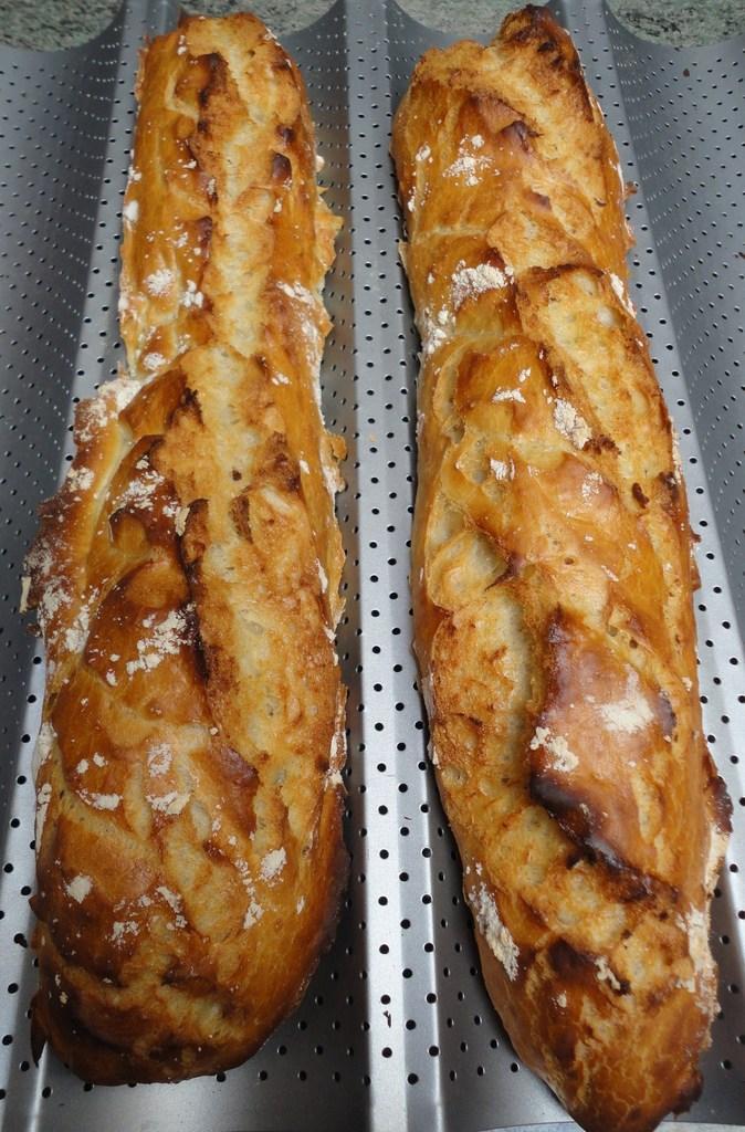 Baguette magique maison voir for Baguettes de pain maison