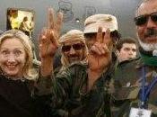 Guerre Libye incendiaires crient