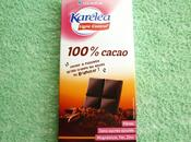 tablette chocolat 100% cacao Karéléa