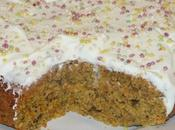 Carrot Cake, gâteau carottes
