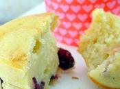 Muffin cranberries séchées