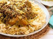Rfissa poulet Recette cuisine marocaine traditionnelle