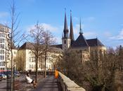 ville Luxembourg hiver