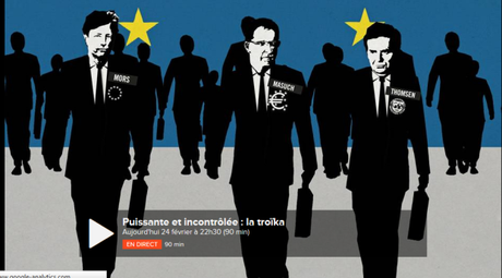 Puissance et méfaits de la technocratie européenne : un reportage édifiant, qui mérite un débat