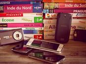 smartphone tablette incontournables pour voyager