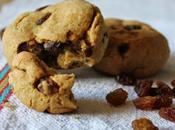 Petits pains farine pois chiche raisins secs