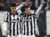 Juventus Turin prend l'avantage Dortmund (2-1)