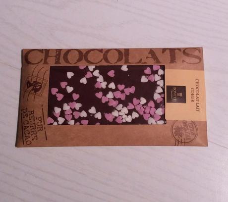 Shopping Gourmand - Tablette de chocolat au lait - du bruit dans la cuisine