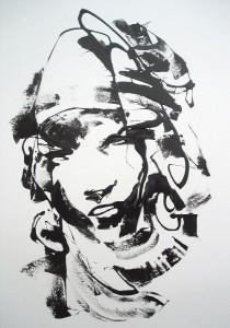 Création du site de l'artiste Plume Battisti