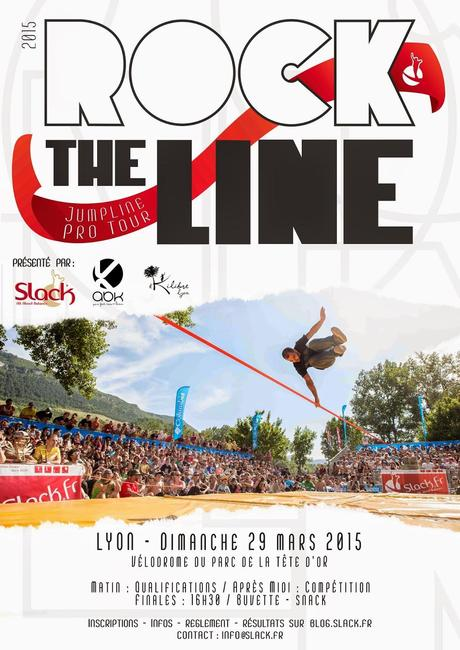#3 Lyon - Rock The Line