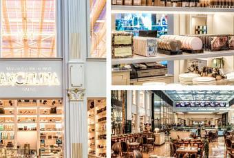 Gourmandise angelina ouvre une boutique duba voir for Boutique spa dubai