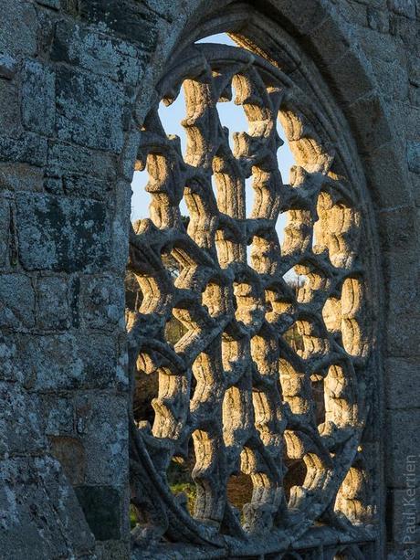 dentelle de pierre de Languidou en Plovan (6 photos)
