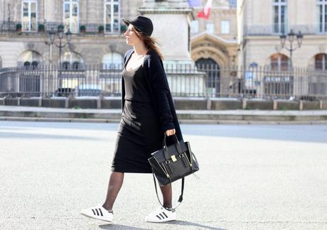 Le cas de la robe longue