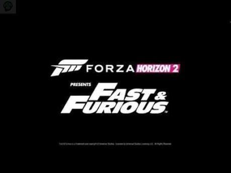 Un DLC stand alone pour Forza Horizon 2 sur fond de Fast & Furious
