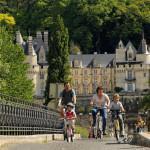 EVASION: Les châteaux de la Loire à vélo