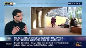 [VIDEO] Le president du CCIF réagit aux propositions du ministre de l'intérieur