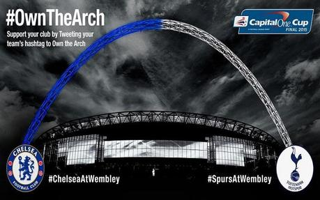 Tottenham et Chelsea s'affrontent pour l'arche de Wembley