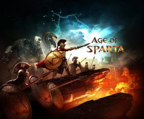 Bientôt disponible sur l'App Store français: Age of Sparta