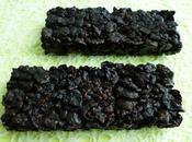 barres diététiques muesli caroube (sans gluten, sans beurre sucre ajoutés)