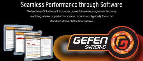 synergy header homepage Vidéo : démo du logiciel Syner G de GEFEN