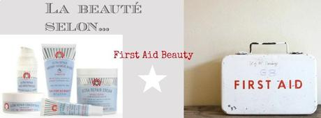 La beauté selon First Aid Beauty