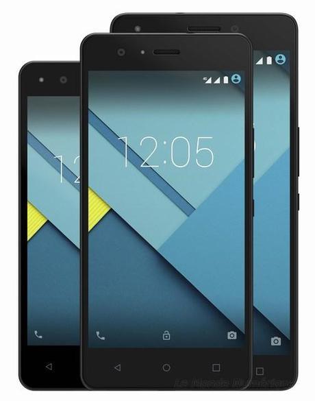 WMC 2015 : Bq lancera 3 nouveaux smartphones sous Android, Aquaris M