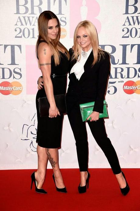 Les plus beaux look du red carpet des Brit Awards...