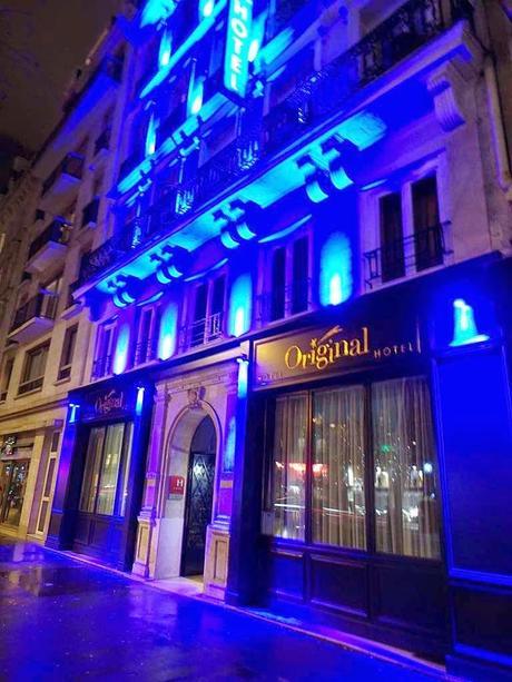 L'hôtel Original