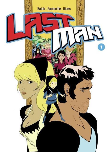 LastMan Tome 1 chez Casterman