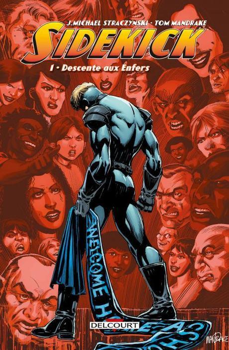 Comics express : the Wake, Sidekick, Black Science