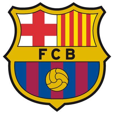 logo fc barcelone