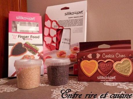Gâteau au chocolat sans œufs, sans lactose {au tofu soyeux} + Partenaire Silikomart