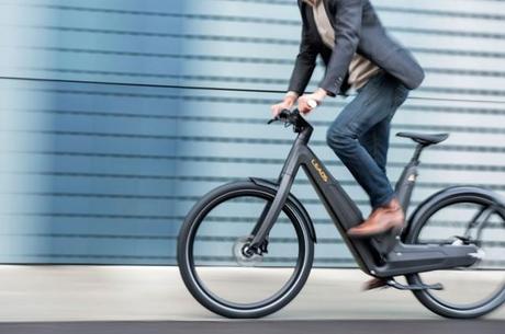 Le vélo solaire - The Solar Bike
