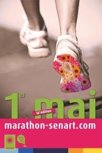 Fetez le 1er Mai sur les routes du Marathon de SENART