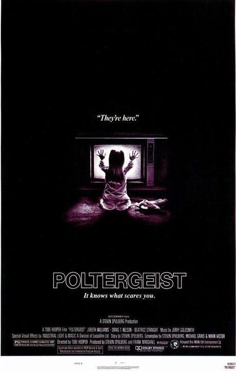 Poltergeist - Tobe Hooper (1982)