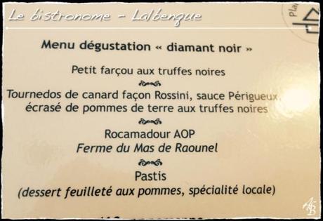 Saint Jacques au beurre truffé, Risotto aux truffes 4