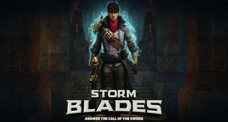 StormBlades va bientôt fracasser ton mobile