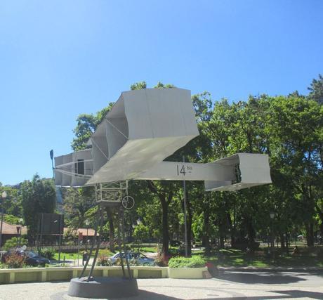 L'avion de Santos Dumont : 14bis