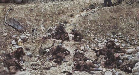 Dead troops talk JEFF WALL