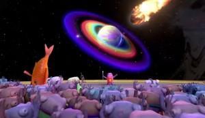 en route film d'animation