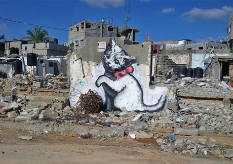banksy-cat-2015