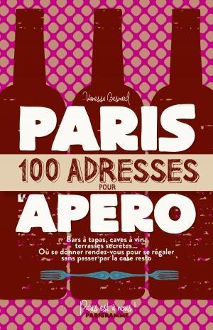 Guide PARIS APERO en vente dès aujourd'hui !
