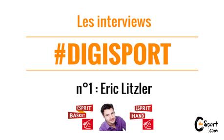 Les interviews #Digisport : Eric de Web Stratégies